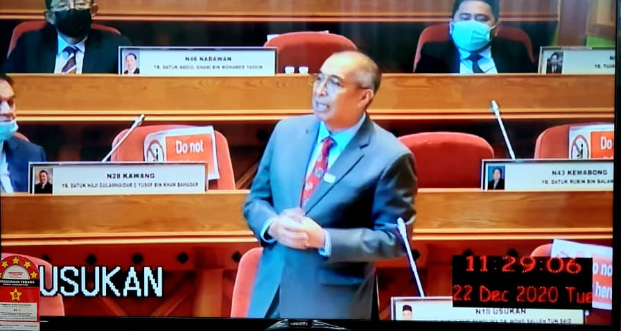 'Reset' Priority To Help Sabah's Economy Small Players – Salleh